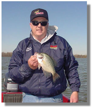 "Russ Bailey ""Midwest Crappie Television Series"""